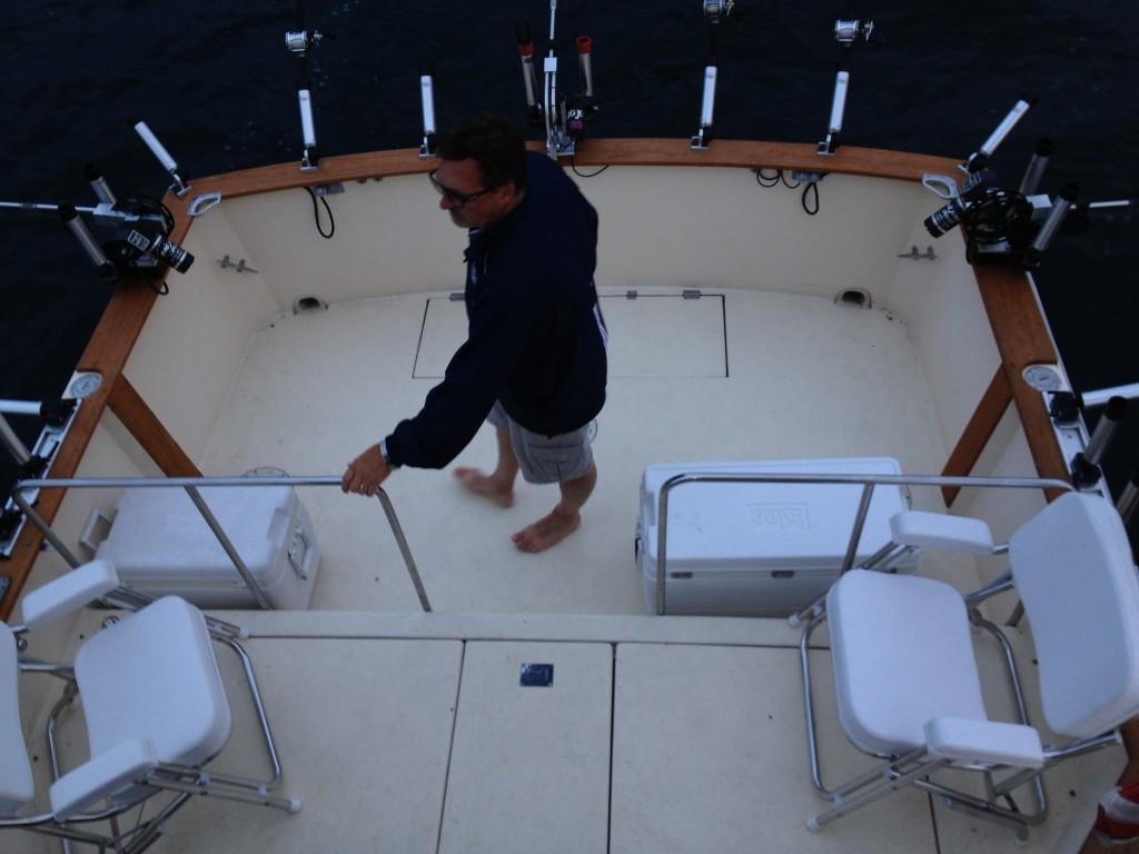 fish xtc fihing deck